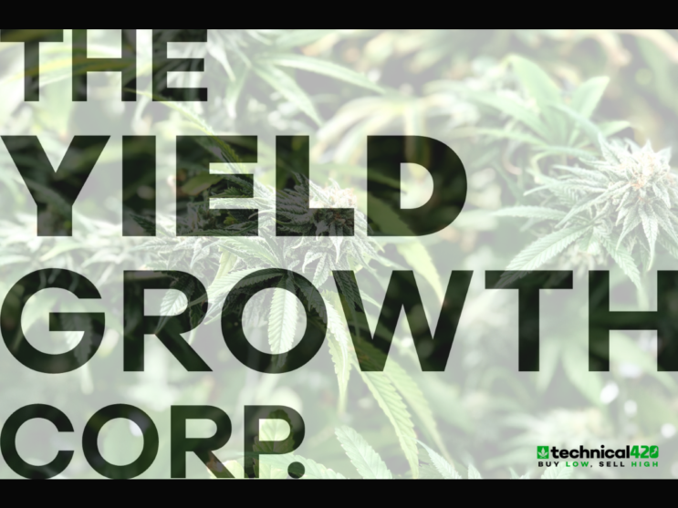 Technical420 Deep Dive: The Yield Growth Corp  (CSE:BOSS