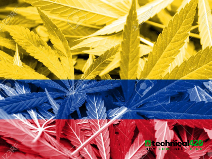 5 Cannabis Stocks Executing On The Colombian Cannabis